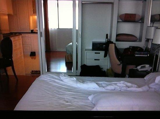 Centre Point Hotel Silom: Studio room. スタジオルーム!