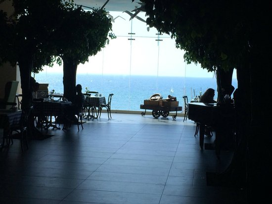 Herods Tel Aviv: View from the lobby