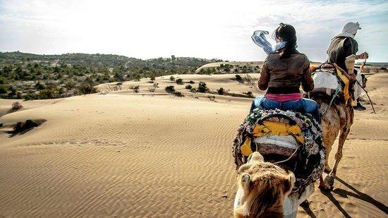 Ranch de Diabat: Dunas de Essaouira