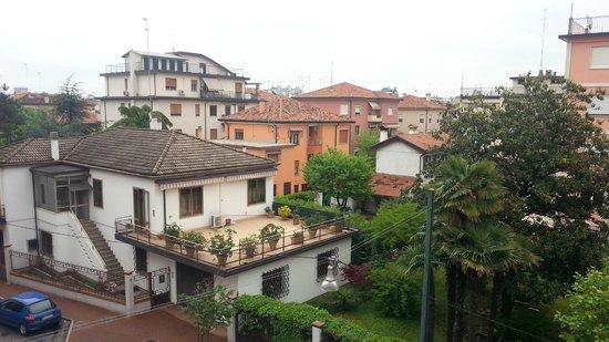 Hotel Ambasciata: Aussicht