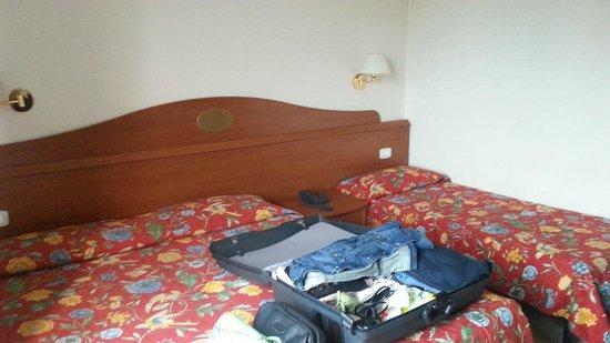 Hotel Ambasciata: Zimmer