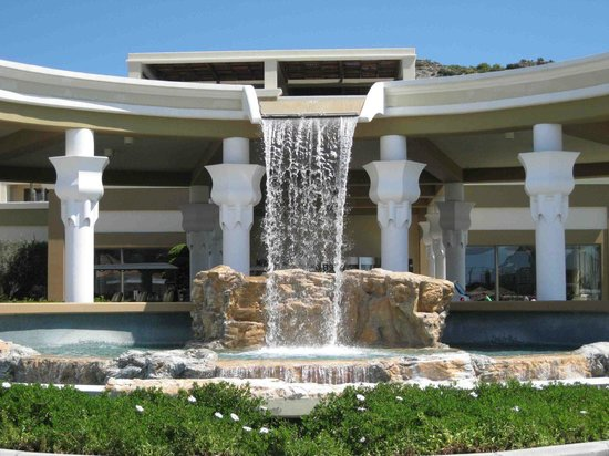 La Marquise Luxury Resort Complex: MAIN ENTRANCE