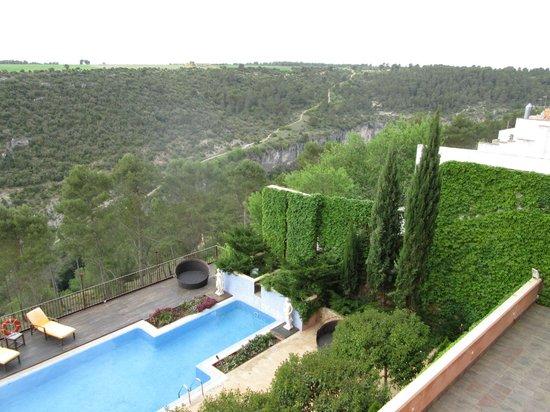 Hotel Palacio Villa de Alarcon & Spa: Entorno ideal