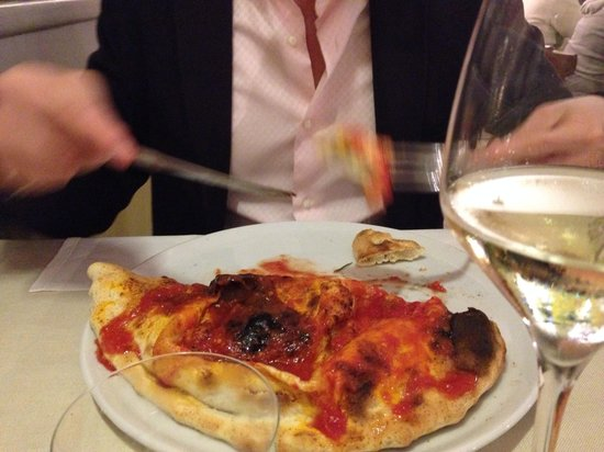Cucina Mia: Calzone