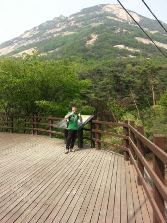 Photo of Bukhansan National Park taken with TripAdvisor City Guides