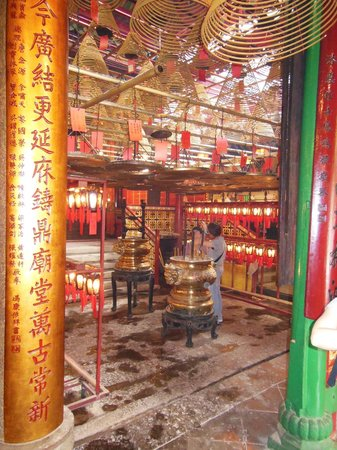 NextStopHongKong - Hong Kong Private Walking Tour : Temple during our tour