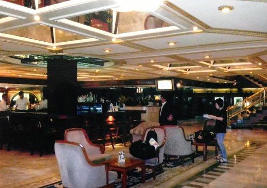 The Tawana Bangkok : Lobby. ロビー!