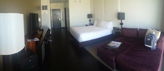 Hotel Sorella CITYCENTRE : View of room