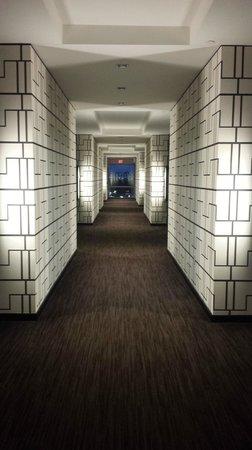 Hotel Sorella CITYCENTRE: Corridor