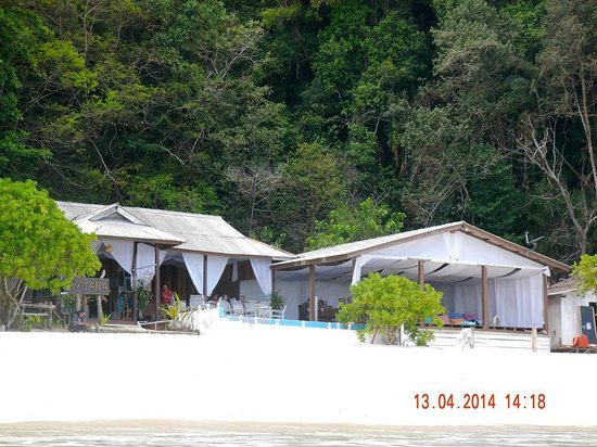 Wisana Village, Redang Island: Reception/Dining/Hang out