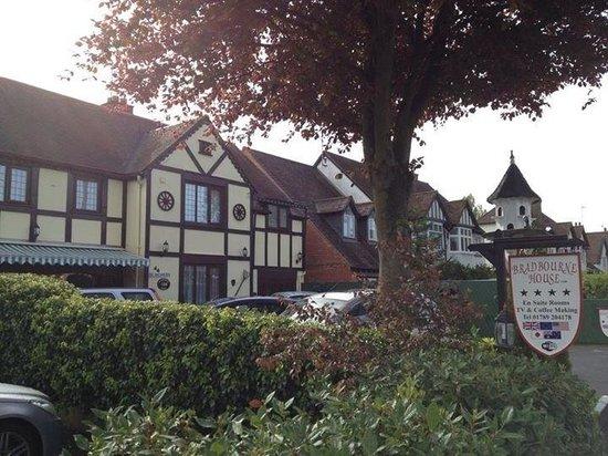 Bradbourne House : The house