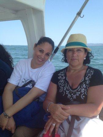 Sunscape Dorado Pacifico Ixtapa: María Elena gracias por acompañar y ser nuestra tour guide te agradecemos todo lo que hicistes p