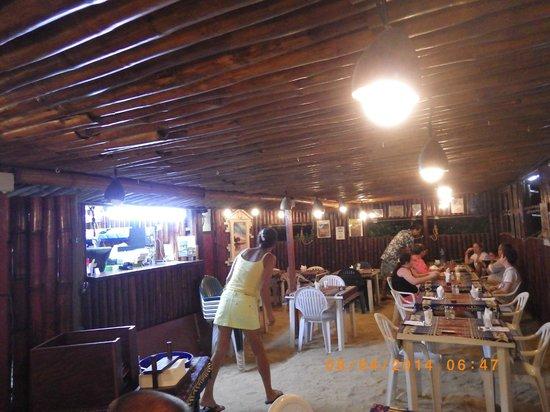 Coco D'isle: salle restaurant