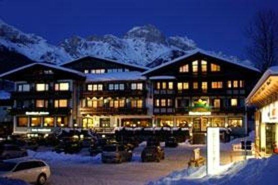 Niederreiter Hotel: Winter