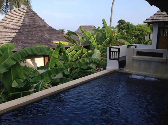 The Vijitt Resort Phuket : private pool