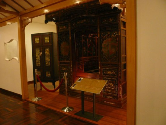 The Taoyuan Chinese Furniture Museum