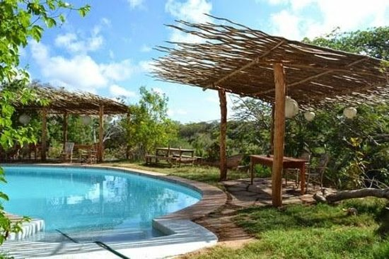 Distant Relatives Ecolodge & Backpackers : it does not only look like heaven!