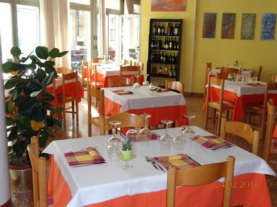 Park Hotel: sala interna ristorante