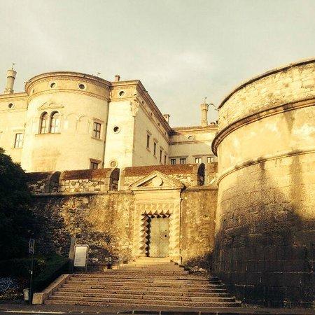 Castello del Buonconsiglio Monumenti e Collezioni Provinciali : Facciata esterna