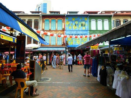 Chinatown Street Market: Chinatown