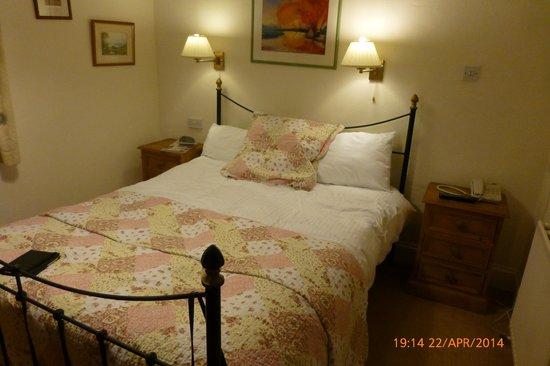 Trehellas House: Bedroom
