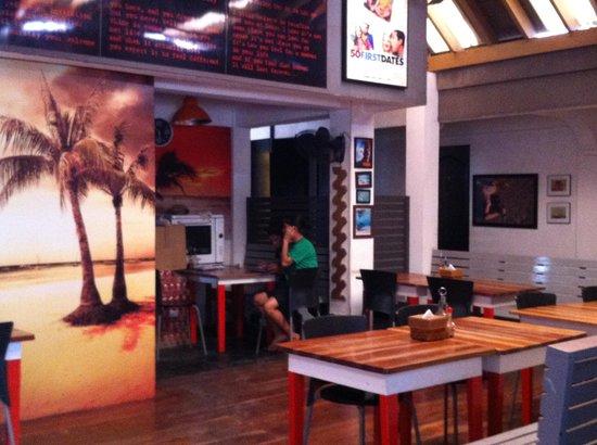 Island Nook Hotel Boracay: dining area