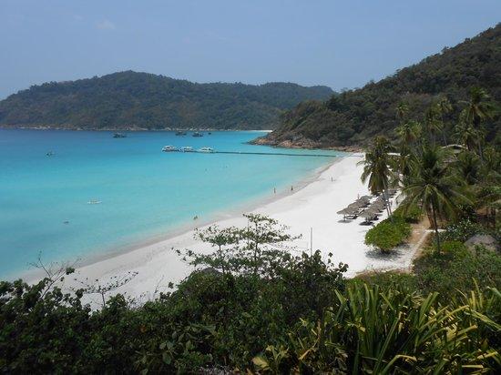 The Taaras Beach & Spa Resort : Vista dalla suite