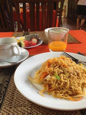 Golden Mango Inn : Breakfast
