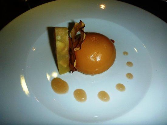 La Bouchee: Fantastic dessert using caramel