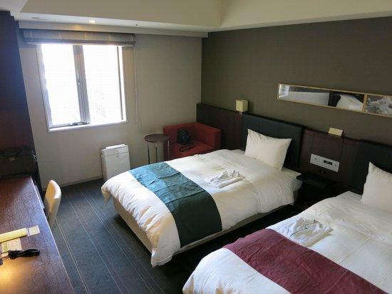 Hakata Green Hotel Annex: Zimmer