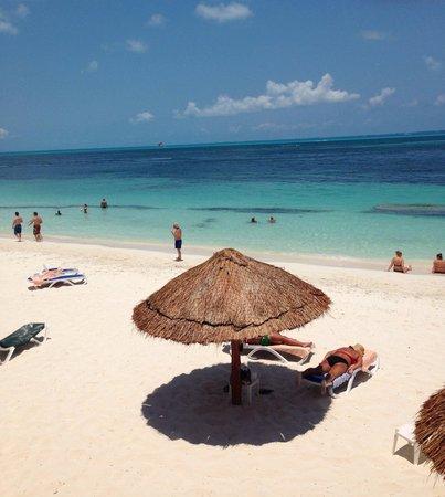 Hotel Riu Caribe: Paradise