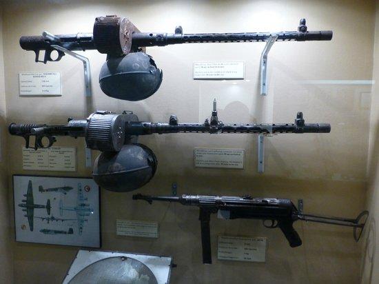 Musee Historique 39-45 : armes très spéciales