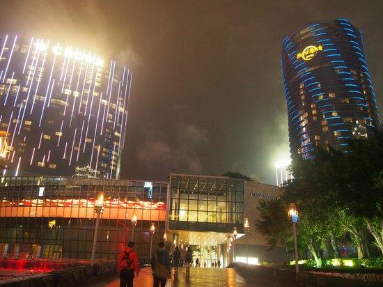 Hard Rock Hotel Macau : city of dreams