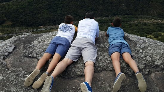 Oribi Gorge Nature Reserve: Look out point