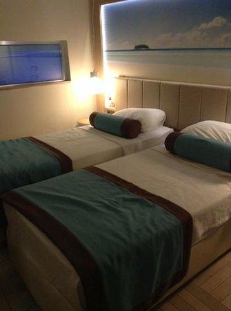 Blue Bay Platinum Hotel : room 2403