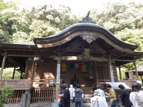 Shoryuji Temple: 本堂