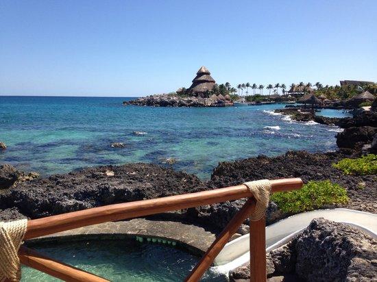 Hotel Riu Caribe: Xcaret