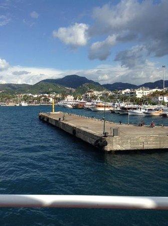 Blue Bay Platinum Hotel : harbour