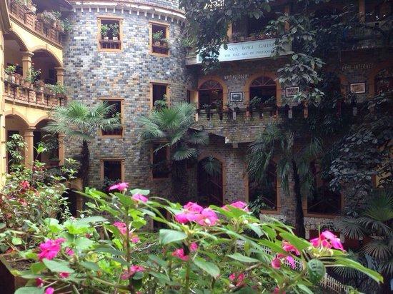 Chau Long Sapa Hotel: romantic view
