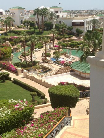 Hyatt Regency Sharm El Sheikh Resort : Views from the hotel