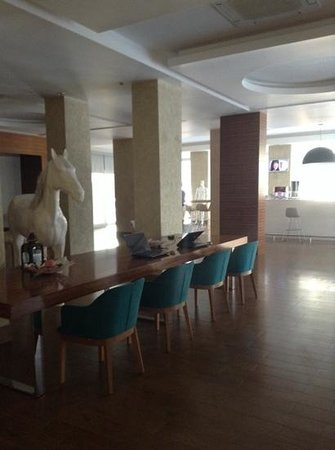 Blue Bay Platinum Hotel: bar