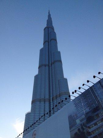 Armani Hotel Dubai: BURJ KHALIFA, QUE INCLUYE HOTEL