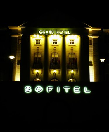 Sofitel Grand Sopot : Night View