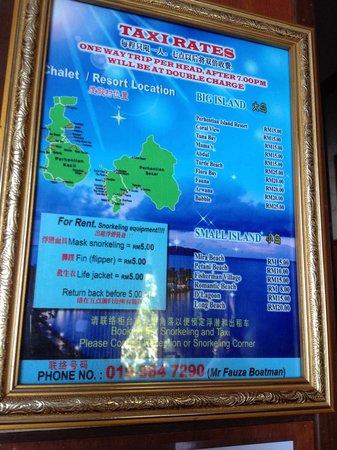 Shari-La Island Resort : Shari-La