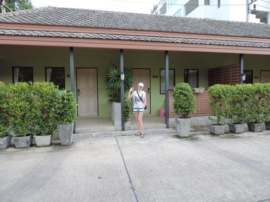 Eazy Resort Kata Beach : Выход из номера
