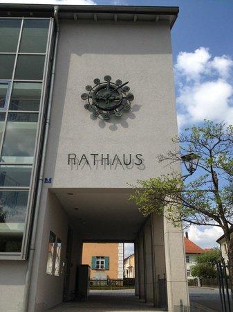 Bruck in der Oberpfalz, Tyskland: Rathaus