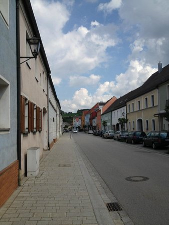 Bruck in der Oberpfalz, Jerman: City centre