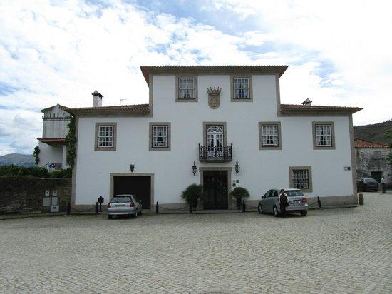 Casa do Visconde de Chanceleiros: The villa