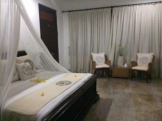 Bliss Sanctuary for Women: Bedroom