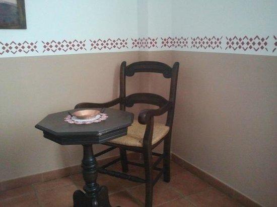 Hotel Cerro Del Sol: Detalle habitación Trujillo
